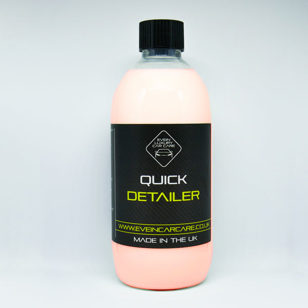 Fruity Quick Detailer