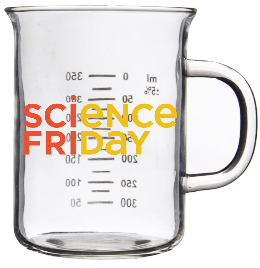 Science Friday Beaker Mug