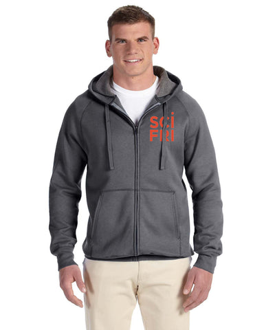 Science Friday Zip-Up Hoodie