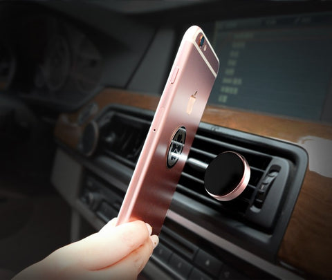 magnetic car mount easy and efficient mounting