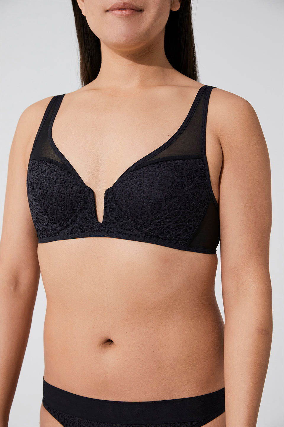 SOPHIE LACE SPACER BRA