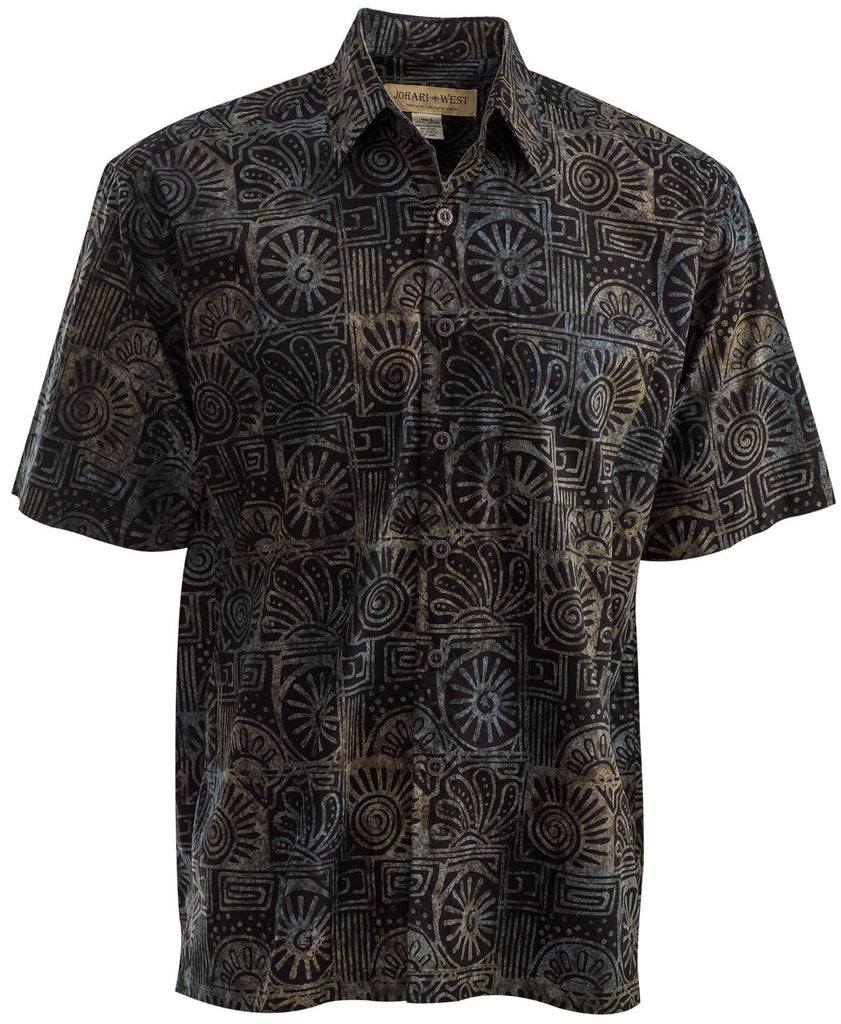 Excellent shirts for fishing and on vacation, they breathe very well! This is Indo Bay black