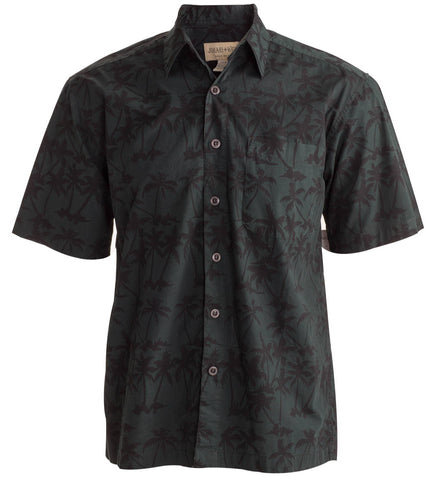 Johari West black shirt for mens leisure wear and clothing, fits xxl big and tall