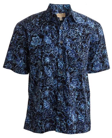 Lake Louise blue is a highly sought out shirt by collectors and fisherman alike