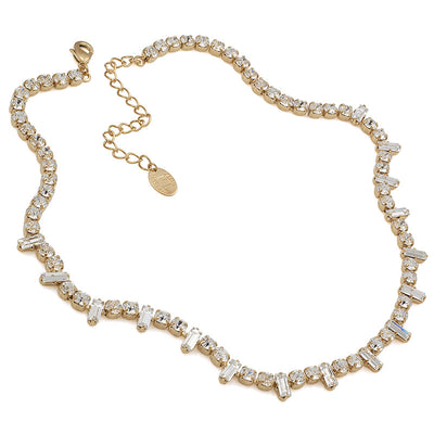 Necklace 1031 Crystal