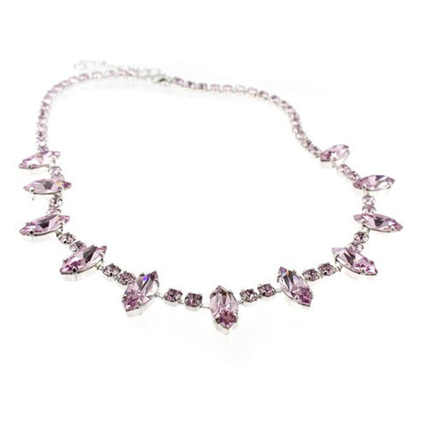 Necklace 1009 Light Amethyst