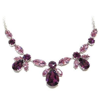 Necklace 1082 Amethyst