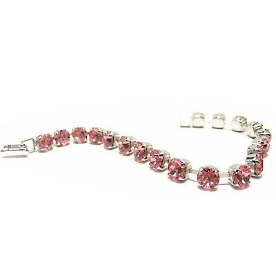 Bracelet with Swarovski  code 2014 Rose