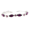 Bracelet 2038 Light Amethyst
