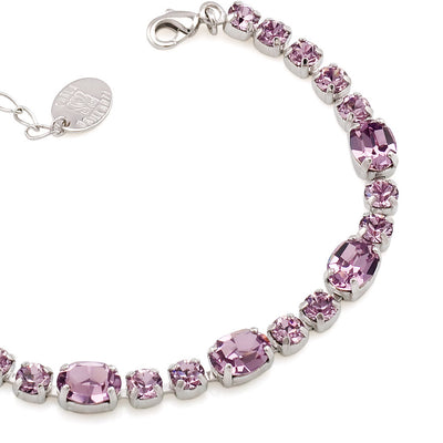 Bracelet 2062 Light Amethyst