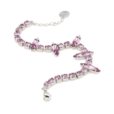 Bracelet 2063 Light Amethyst