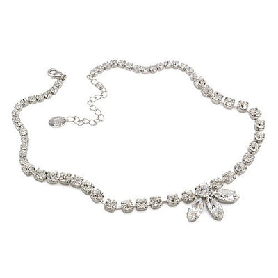 Necklace 1043 Crystal