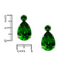 Earrings 3082 Fern Green