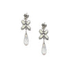 Earrings Crystal Drop