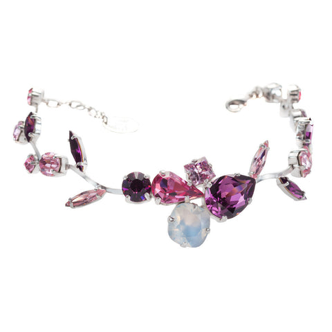 Bracelet with Swarovski  code 20771 Combi colour