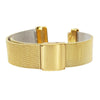 """Milanese Mesh"" Gold Plated Metal Strap for C&B Bracelets"