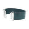 Raw Green Natural Leather Strap for C&B Bracelets