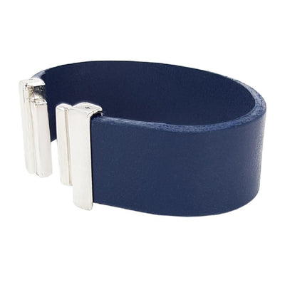 Blumarine Natural Leather Strap for C&B Bracelets