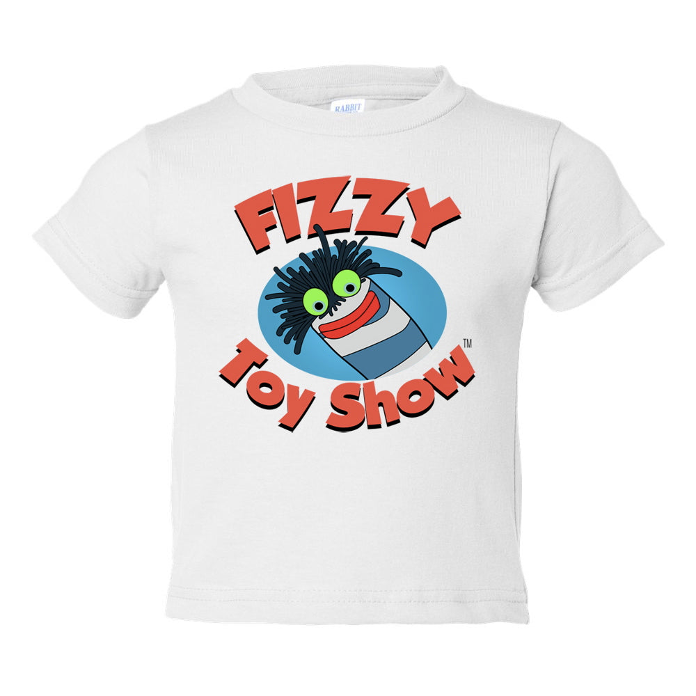Fizzy Toy Show Toddler Tee