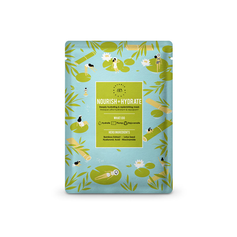 Nourish + Hydrate - Single Sheet Mask