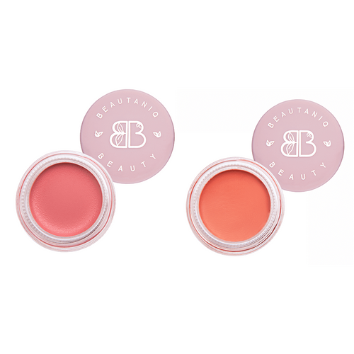 """Butter Lip and Cheek Duo"" Makeup Set"