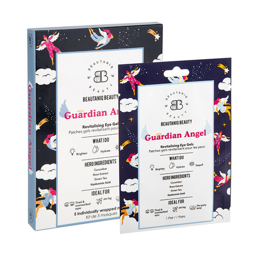 Guardian Angel Eye Mask- Box Set of 5