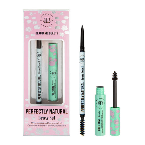 Perfectly Natural Brow Set- Black