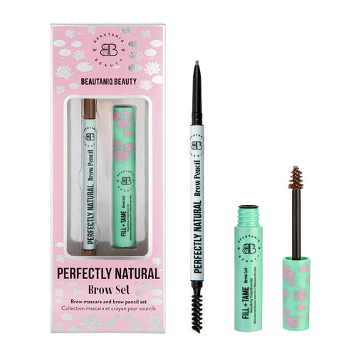 Perfectly Natural Brow Set- Golden Blonde