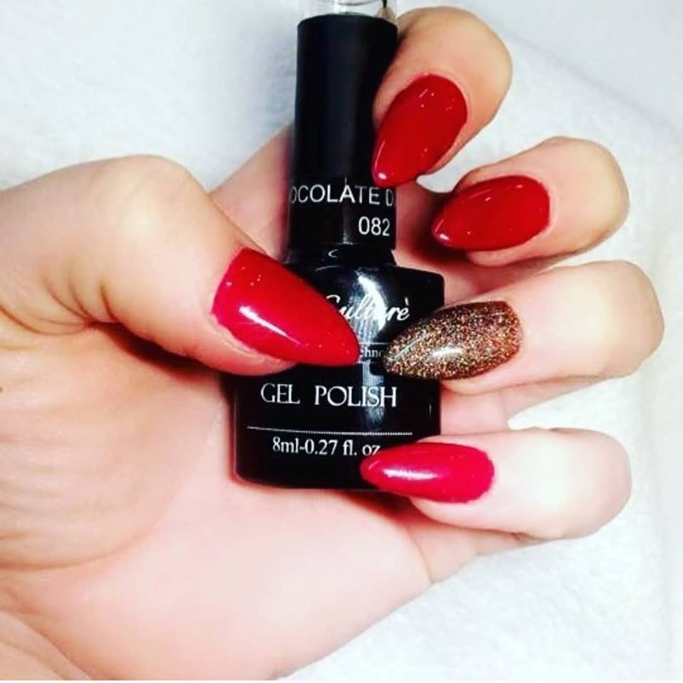 082 CHOCOLATE DIAMONDS Gel Polish Claw Culture – claw culture