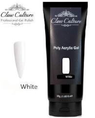 30g Poly Acrylic Gel Soft White