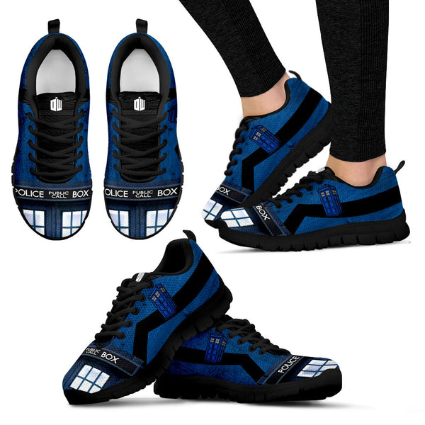 Dr Who Sneakers 40% OFF!