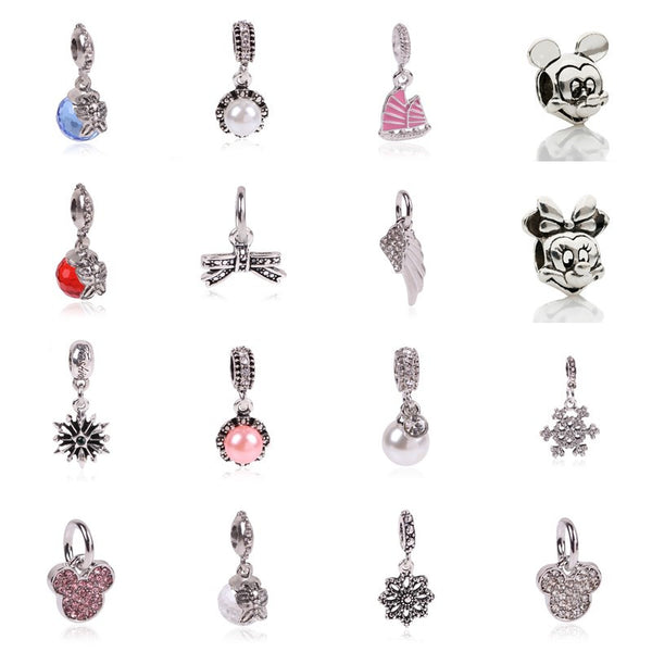 FREE European Silver Charms for Pandora