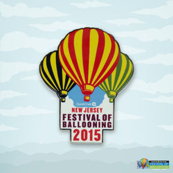 2015 Festival of Ballooning Official Pin