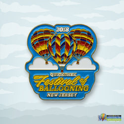 2018 Festival of Ballooning Official Pin