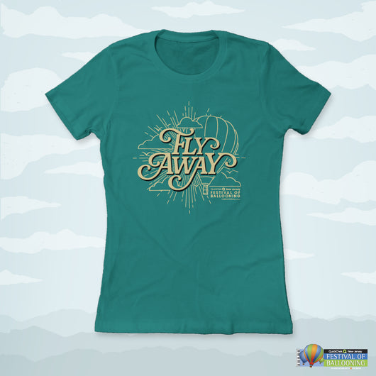 Fly Away Womans Shirt