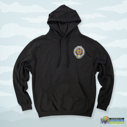 Single Seal Hoodie Charcoal Heather