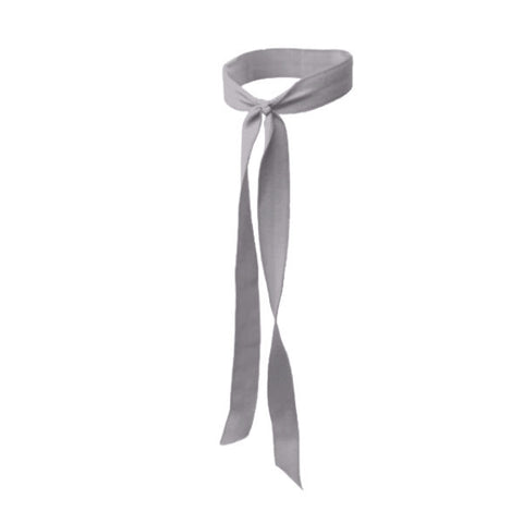 Matte Long Tail in Grey - Bandtz Hair Tie