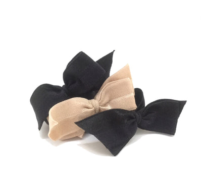 Starlight Set - Bandtz. Elastic hair bows for women.