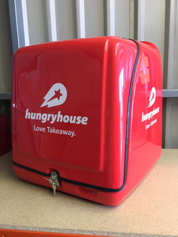 hungryhouse Jumbo Scooter Boxes