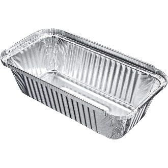 No.6a Aluminium foil container  (Pack of 500)