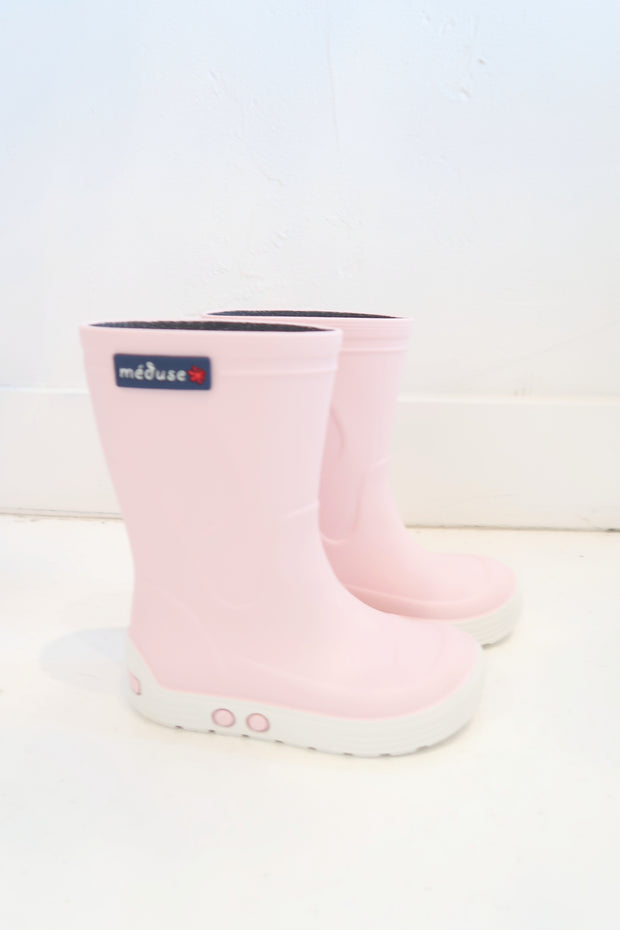 Méduse Children's Rainboots in Pink