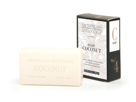 Archipelago Coconut Bar Soap
