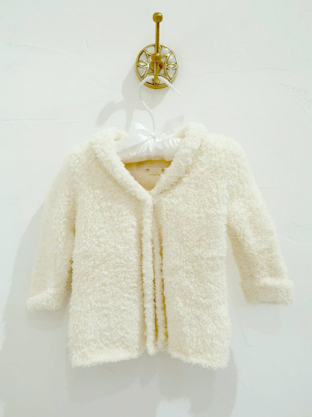 BarefootDreams Cardigan &Hat