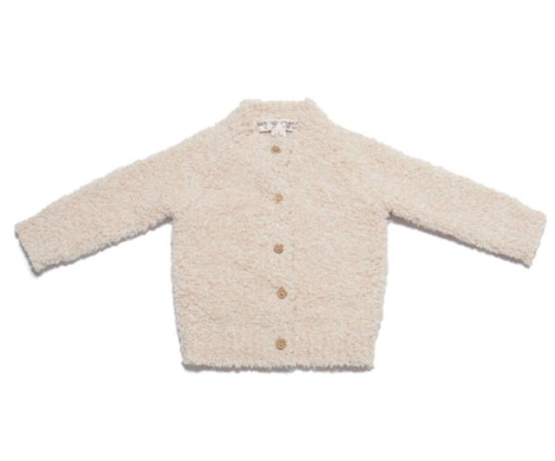 BarefootDreams Heathered Cardigan