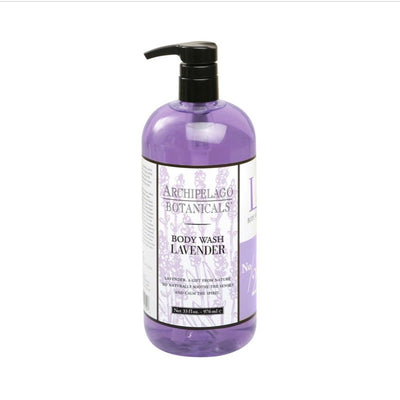 Archipelago Lavender 33 oz. Body Wash