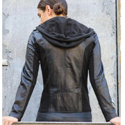 Jakett Hannah Moto Jacket / Distressed Black