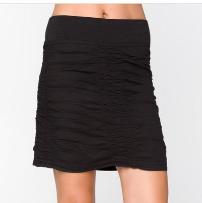 Wearables Trace Skirt / Black