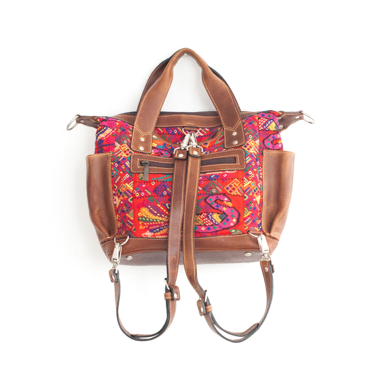 Lucia Small Transitional Bag