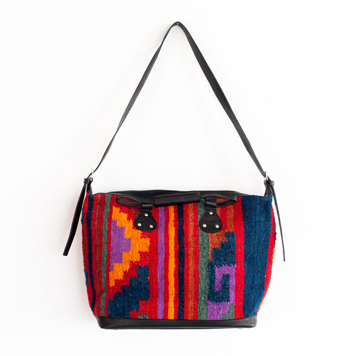 Manda Medium Blanket Bag