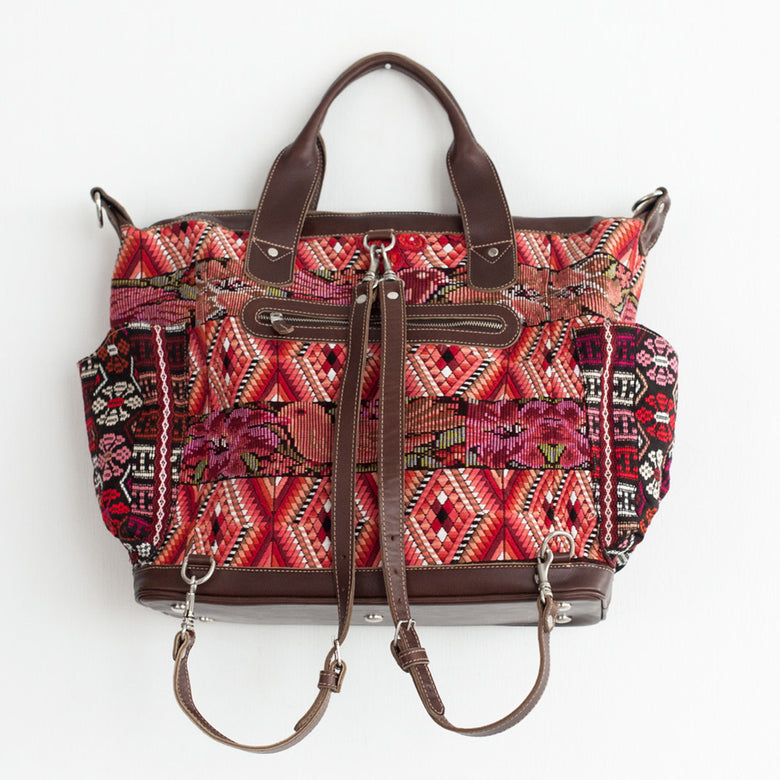 Fabiana Large Viaje Transitional Bag - Luggage Style